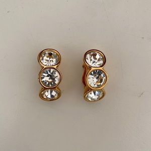 Boutique Crystal Earrings